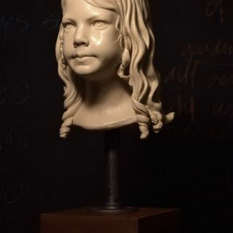 Portrait in Wax